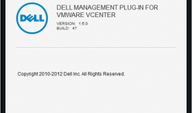 Dell VC Plugin – iDRAC Queued Jobs