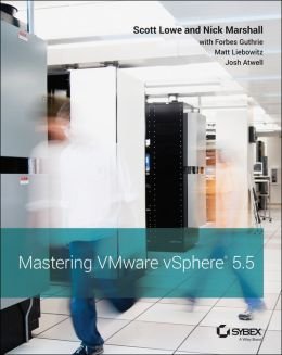 Mastering VMware vSphere