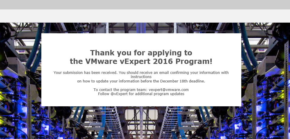 vExpert-2016-application